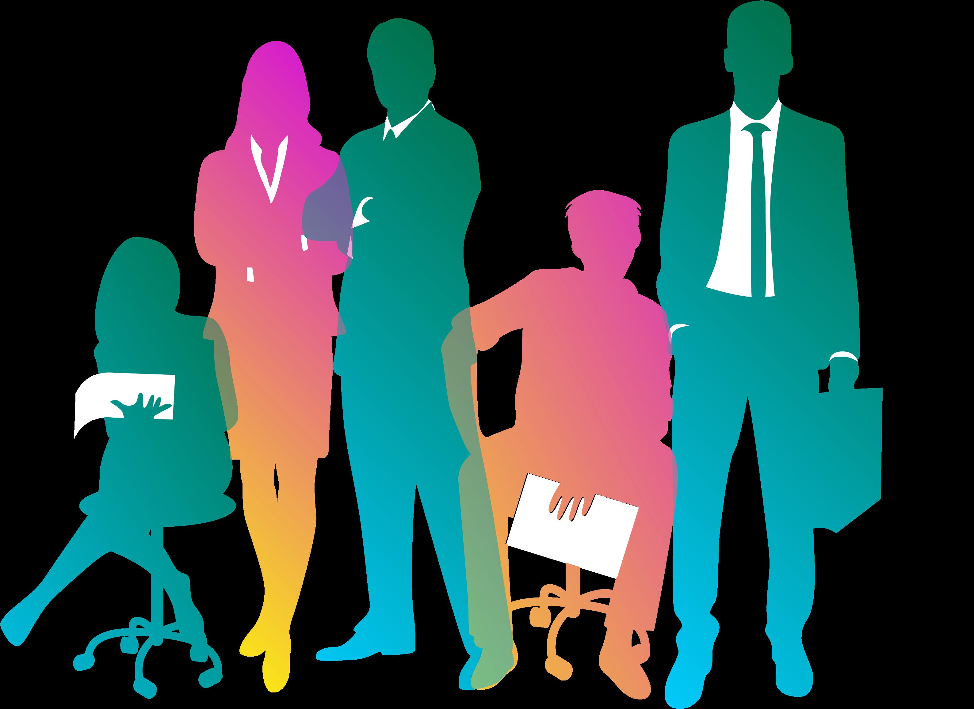 Картинки люди для логотипа