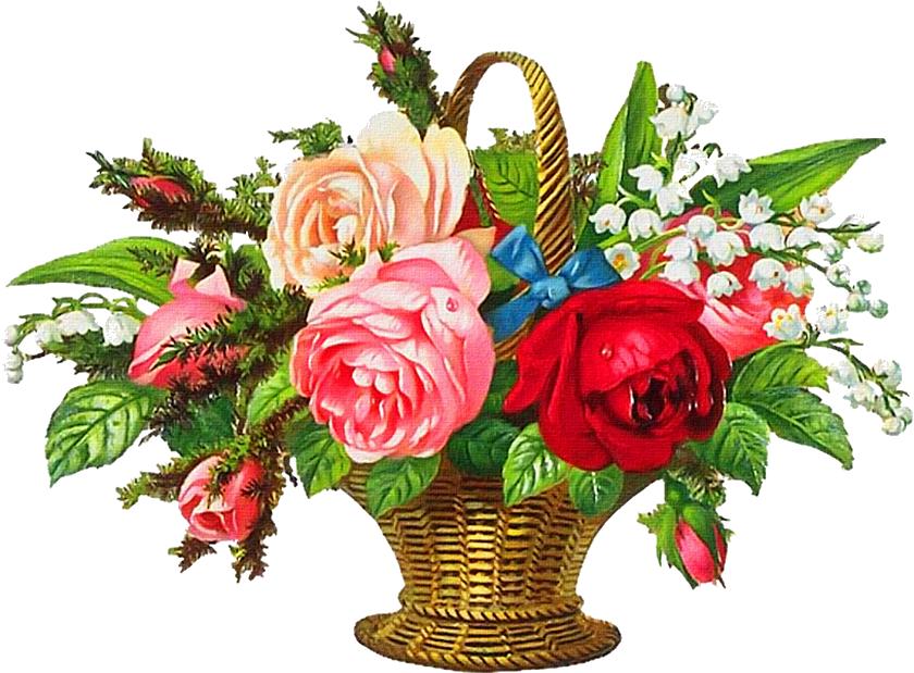 Цветы двигающиеся картинки, марта