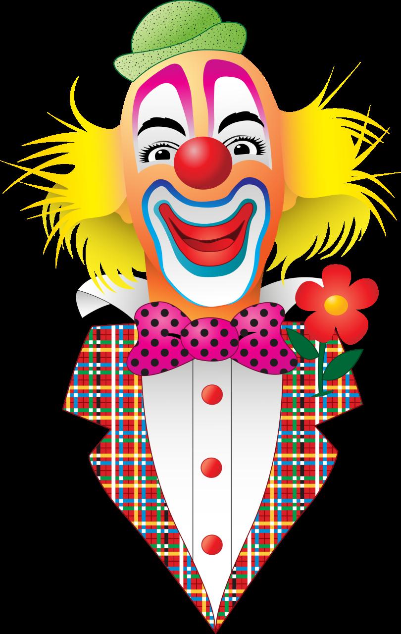 Картинки, открытки с клоуном