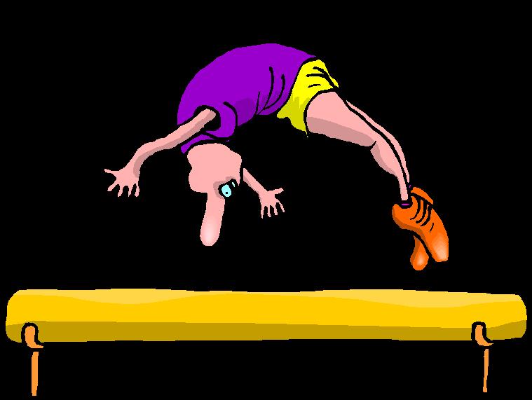 Анимационные картинки гимнастика
