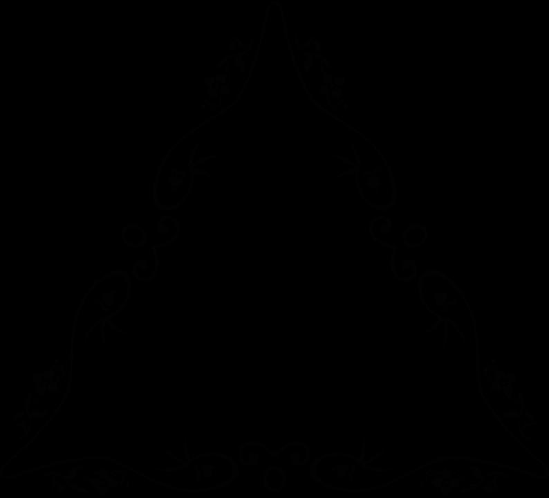 Decorative Lines 17 Buy Clip Art Batik Motif Bunga Emas Vektor