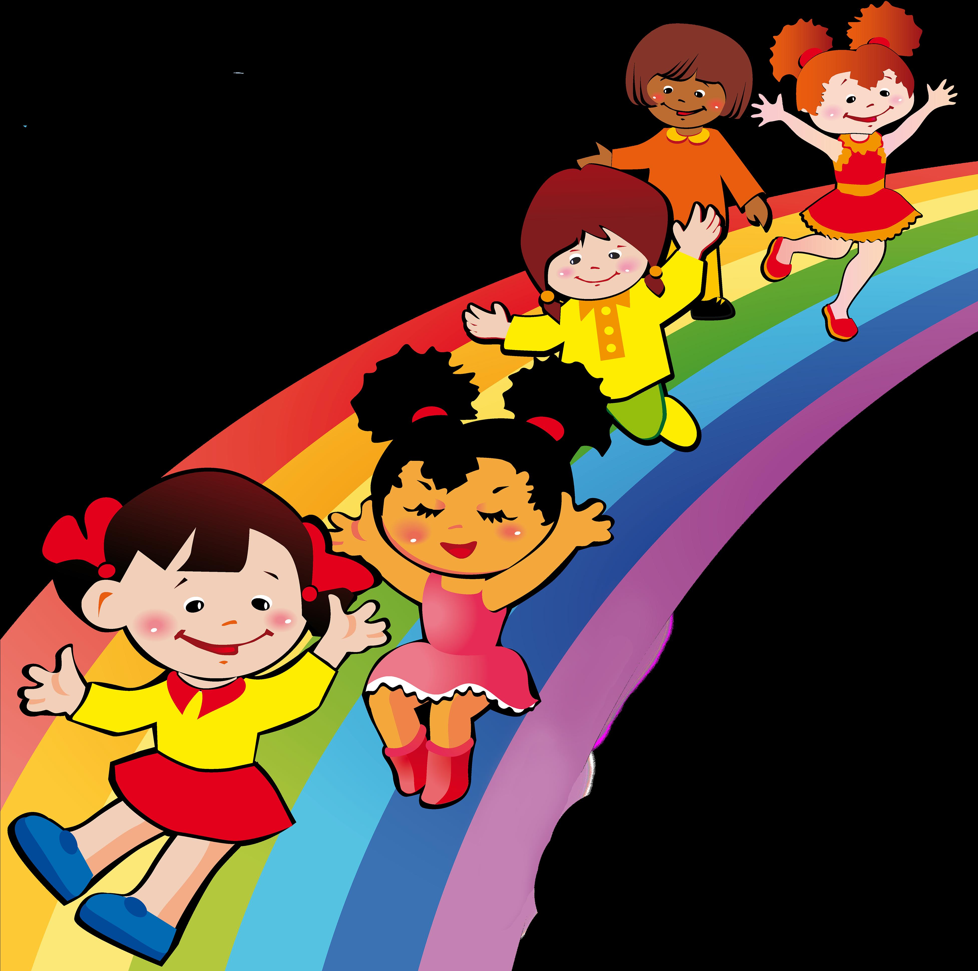 Детские картинки в векторе