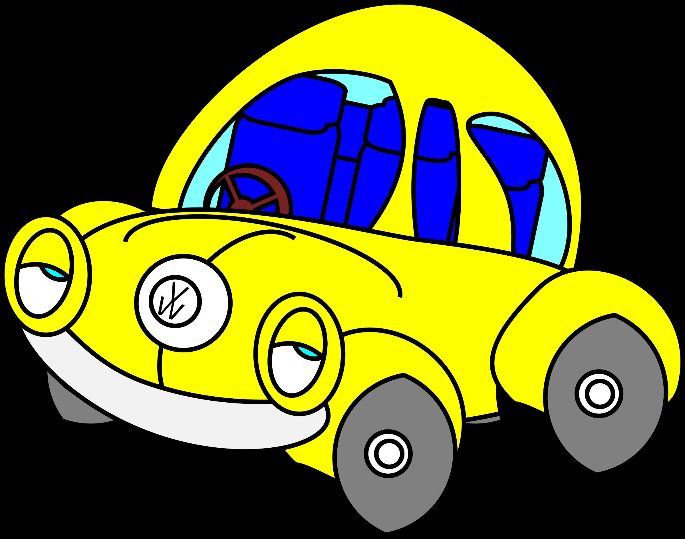 78+ Gambar Animasi Mobil Lucu Terlihat Keren