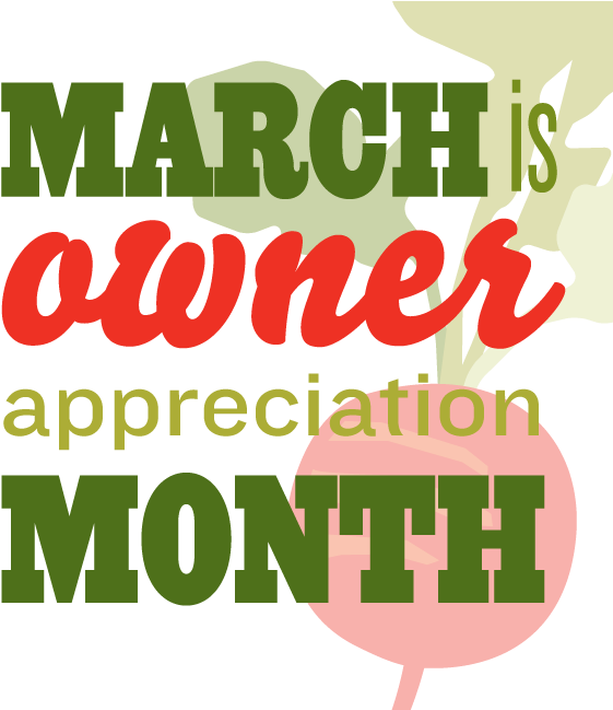 March Is Common Ground's First Owner Appreciation Month - Buy Nothing Day 2010 (612x648)
