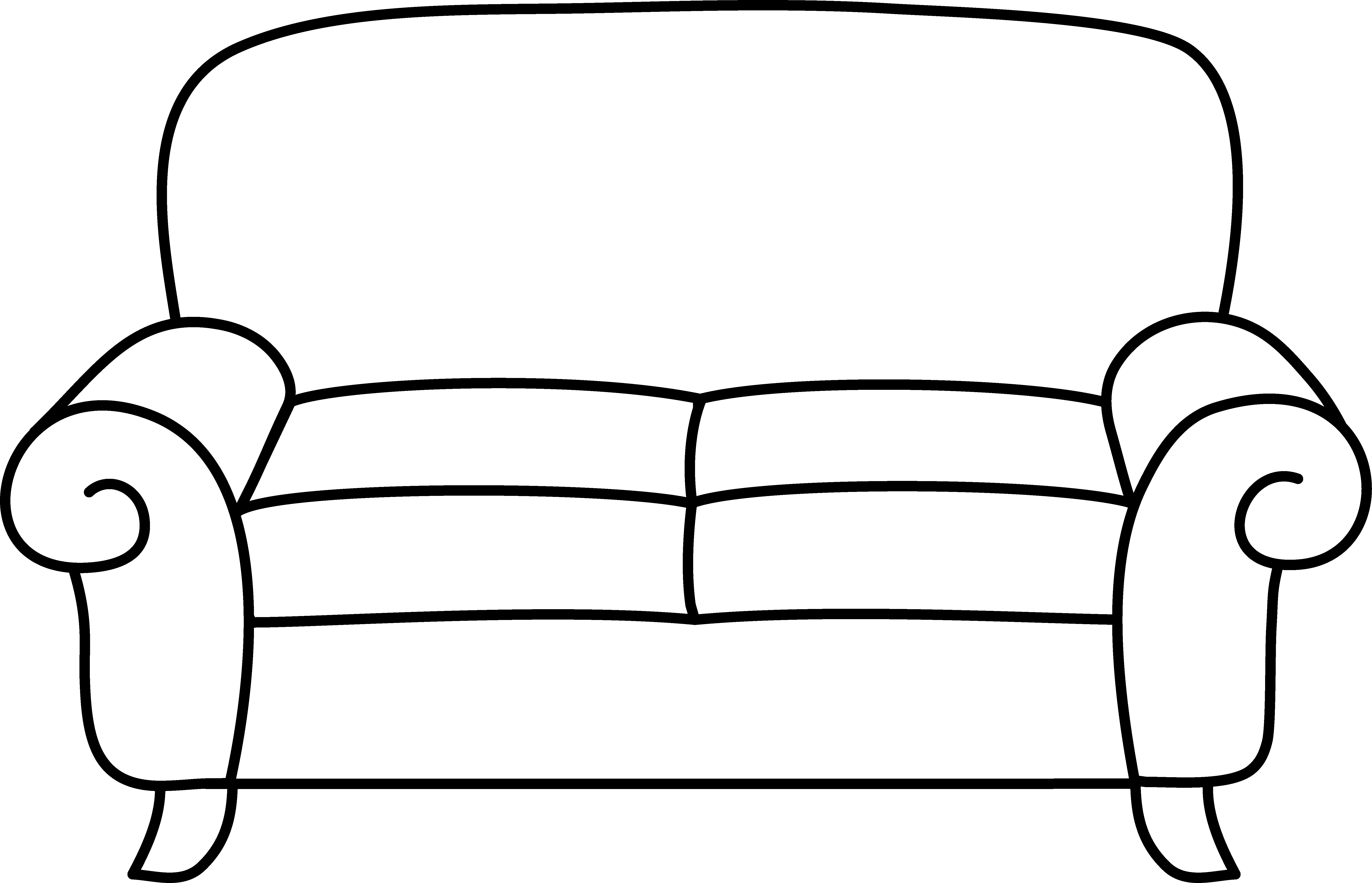 sofa coloring page free clip art couch coloring page 6597x4247 png clipart download clipartmax