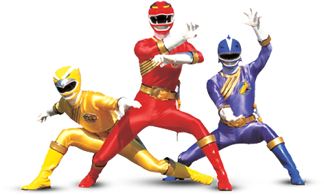 The Story - Mighty Morphin Power Rangers (570x460)