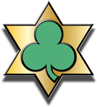 If It Wasn't For - Star And Shamrock (350x350)