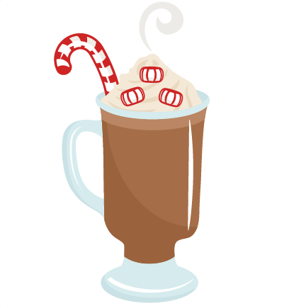 Peppermint Hot Cocoa Svg Scrapbook Cut File Cute Clipart Christmas Hot Chocolate Decal 432x432 Png Clipart Download