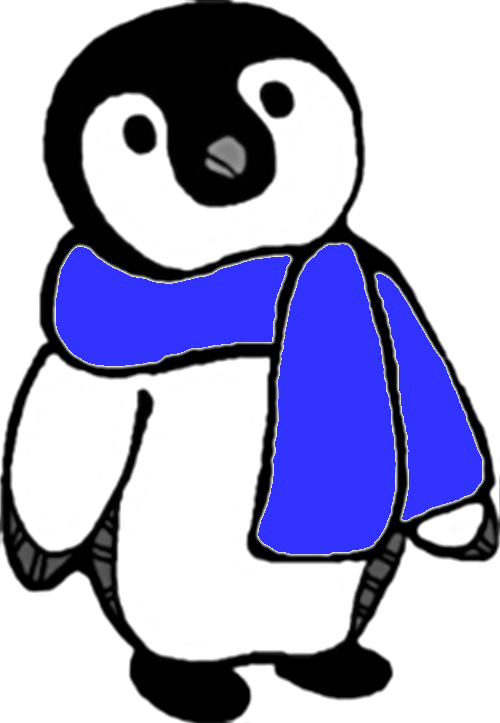 Possibility Clipart Free Download Clip Art Free Clip - Penguins And Polar Bears Clipart (500x723)