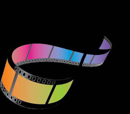 Student Film Festival Logo - Film Festival Clipart (450x404)