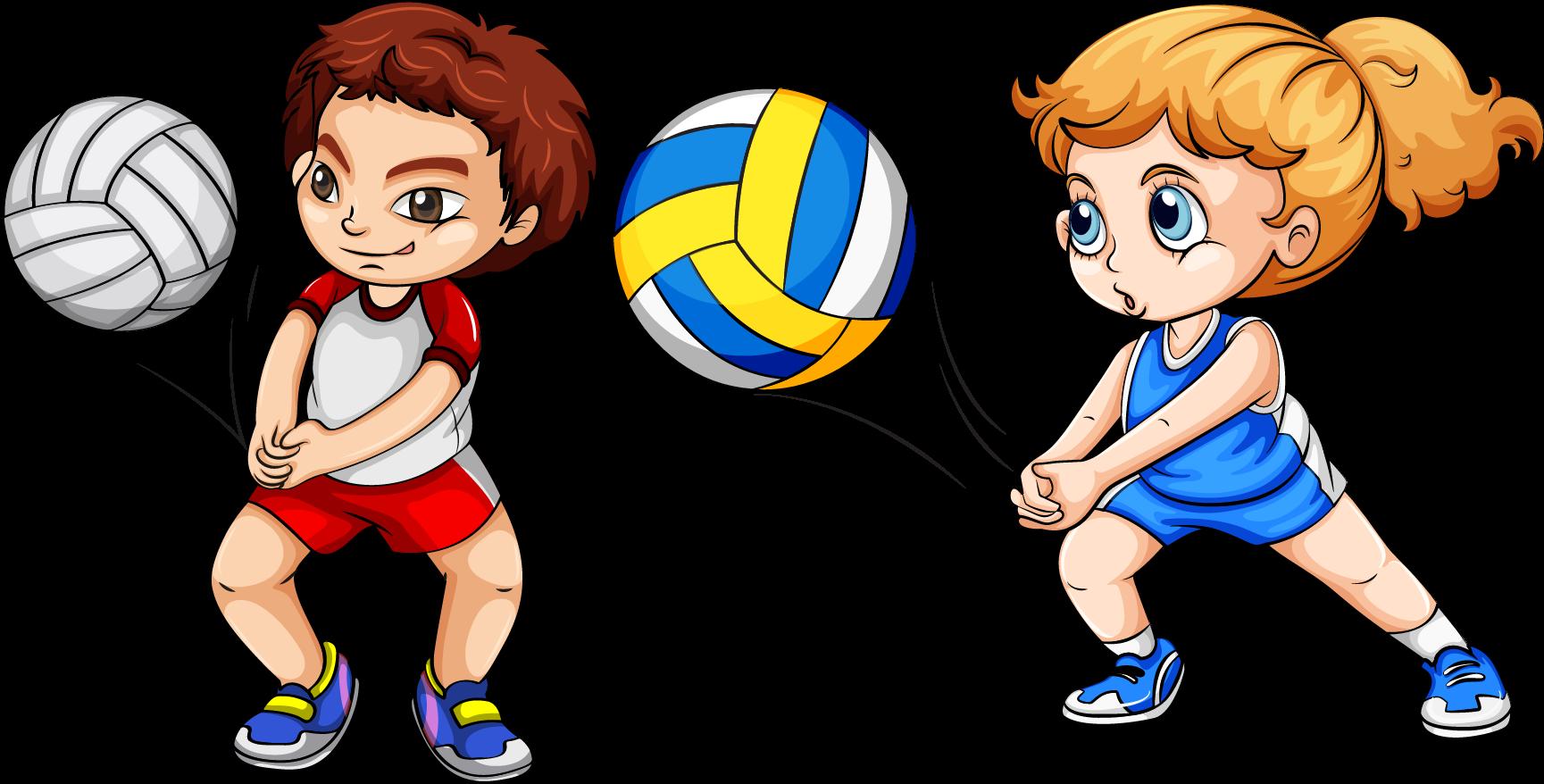 Картинка спортсмена для детей