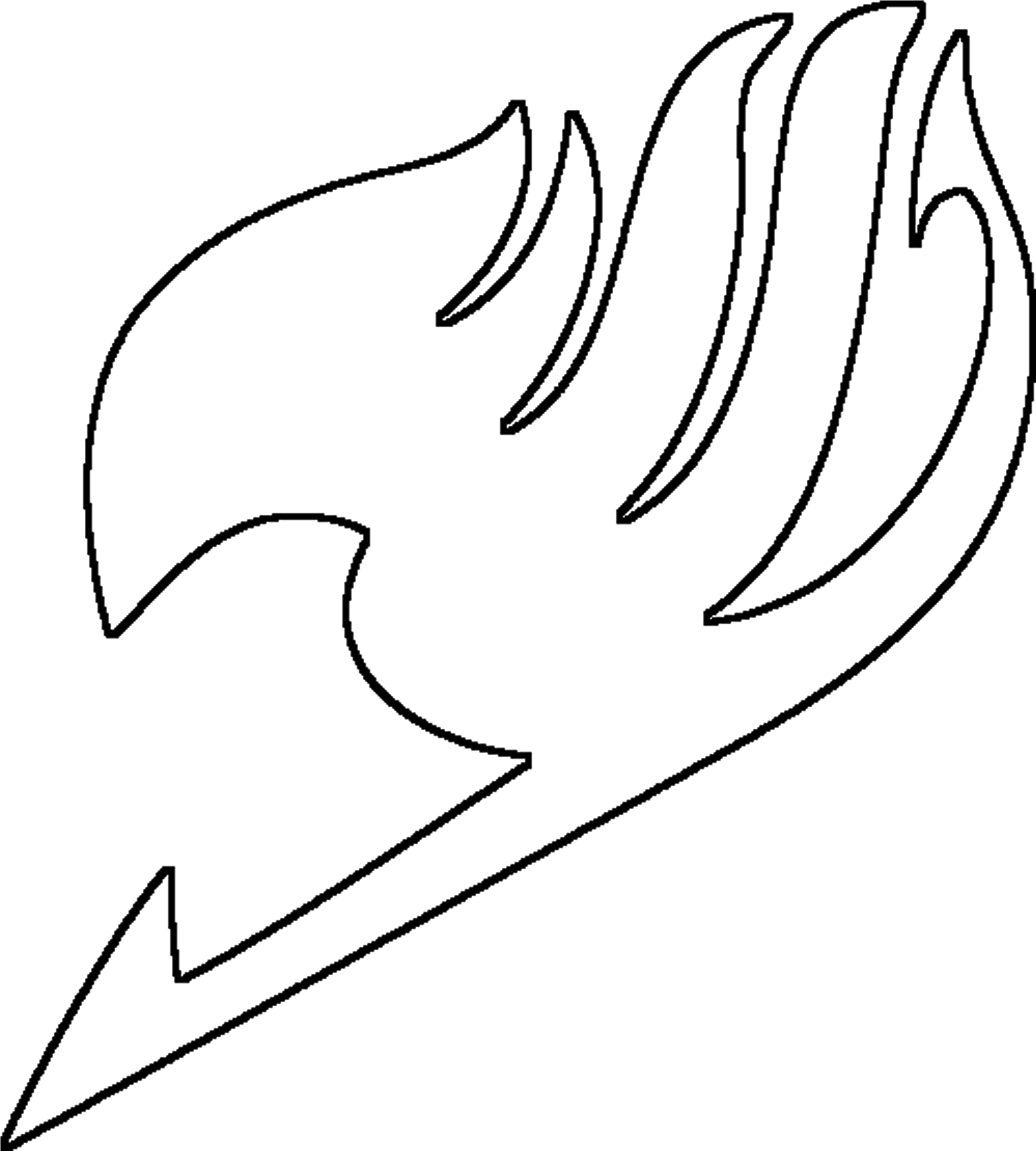 Значок фейри тейл картинки