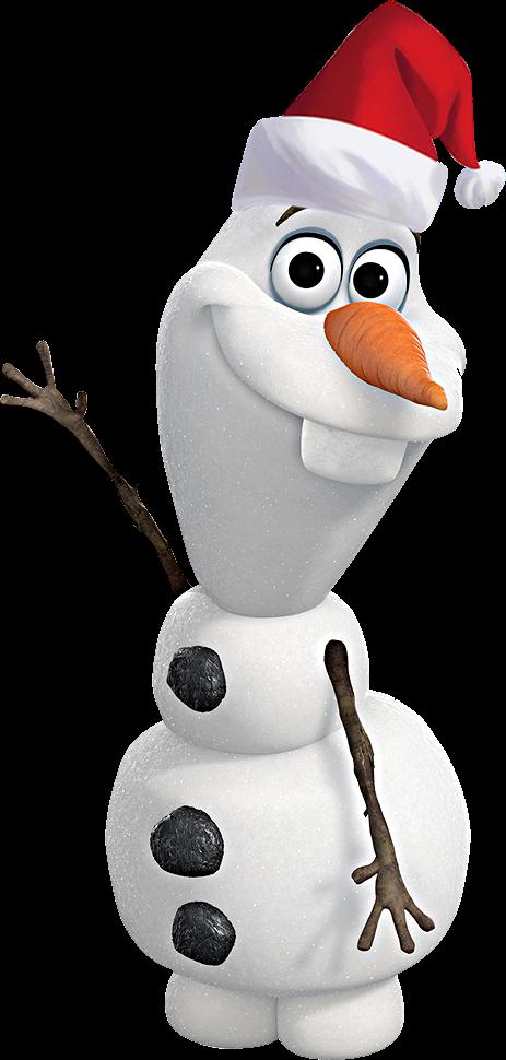 Frozen Clip Art - Frozen Olaf The Snow Man Wall Decals (463x970)