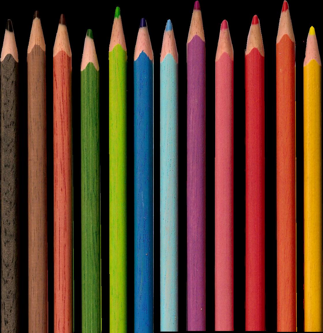 Карандаши рисунок для детей