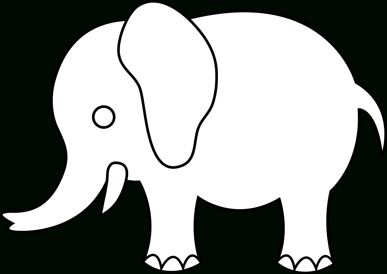 картинка слоника аппликация что