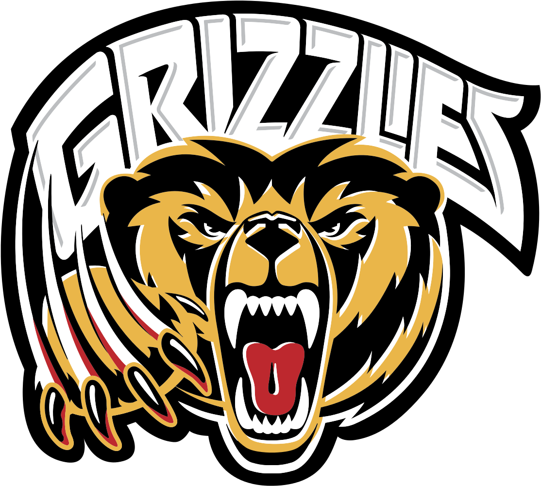 Victoria Grizzlies Logo - Godinez Fundamental High School (1200x1083)