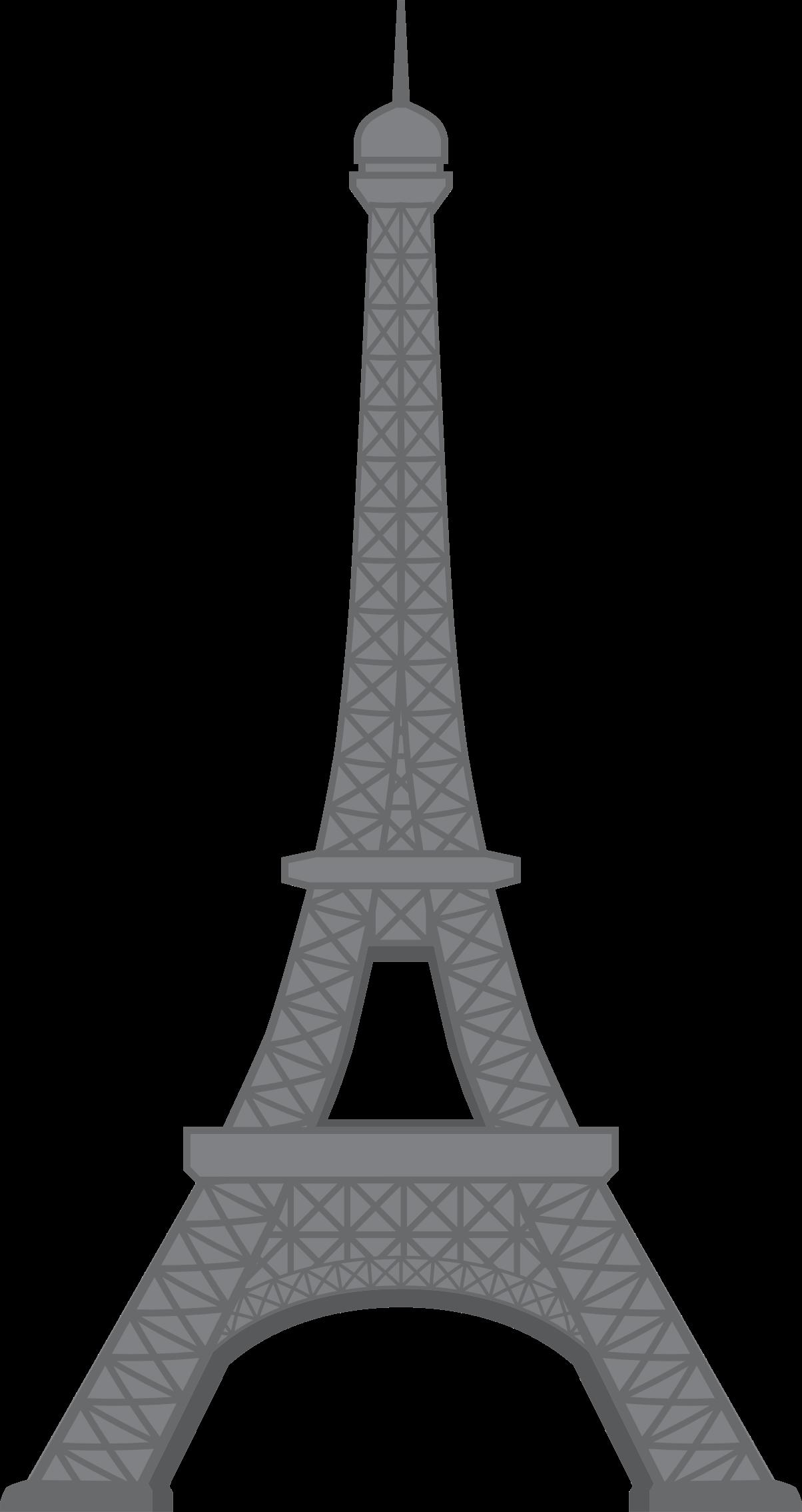 Эйфелева башня рисунок для детей фото