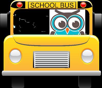 School Bus Safety Clip Art by LittleRed | Teachers Pay Teachers