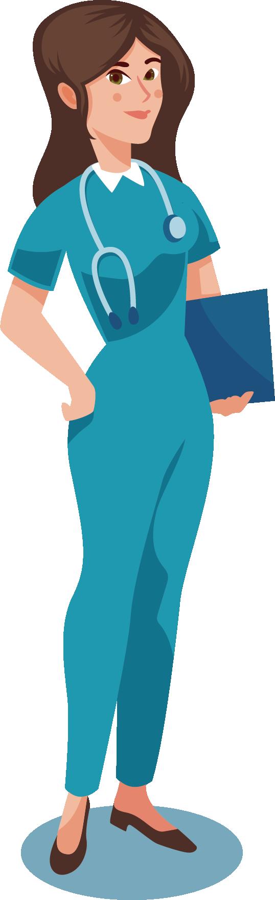 Картинки доктора женщины для детей