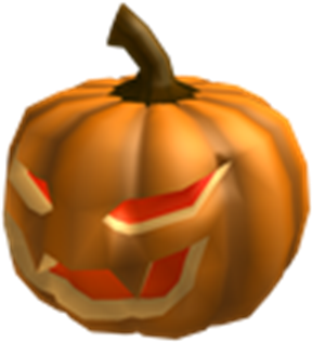 [limited Event] Find The Oddly Carved Pumpkin - Roblox Pumpkin Limited (420x420)