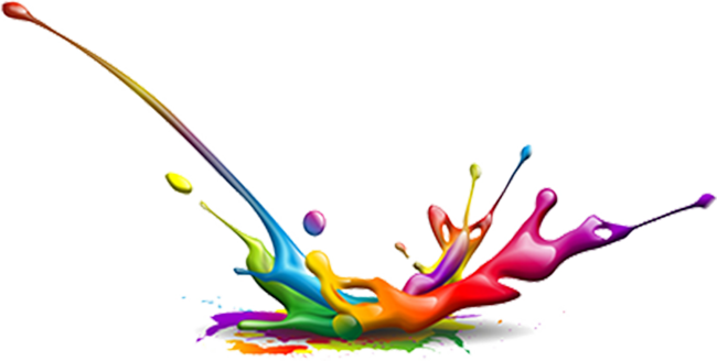 All The Following Equipment And Systems And The Associated - Paint Splash Vector 3d (650x328)