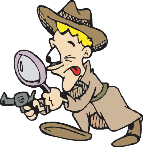 Crime Scene Evidence Collection Clip Art Cliparts Forensic Science Technician Cartoon 481x495 Png Clipart Download