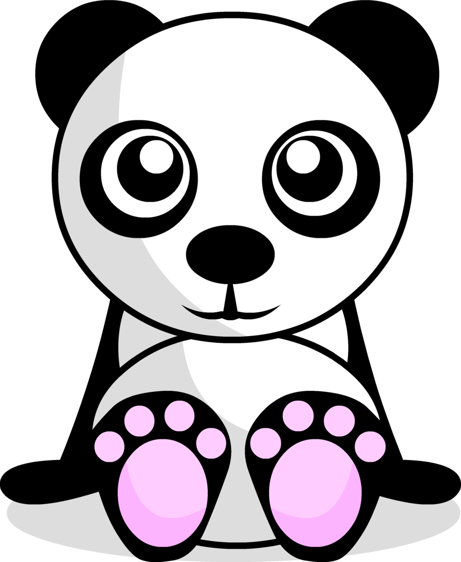 Победы спорте, прикольные картинки панды мультяшные