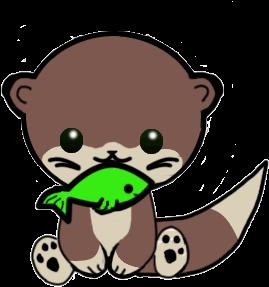 Résultats De Recherche D'images Pour « Otter Chibi Cartoon