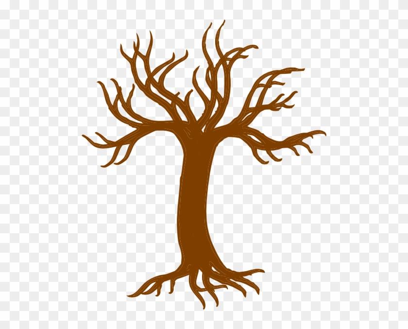 Bare Tree Clip Art #885