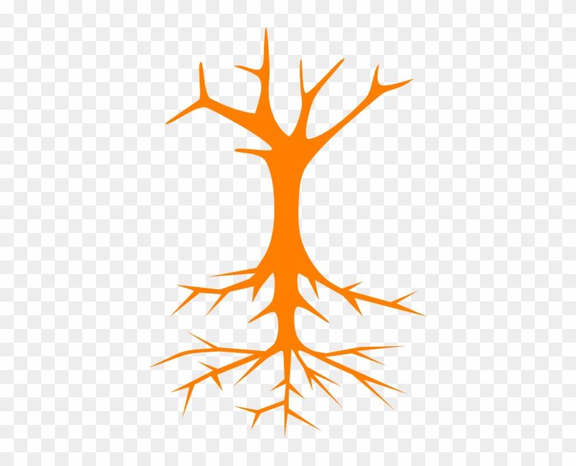 Root Clip Art At Clker - Tree Clip Art #889