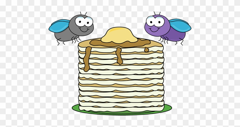 Flies And Food - Clipart Flies And Food #977