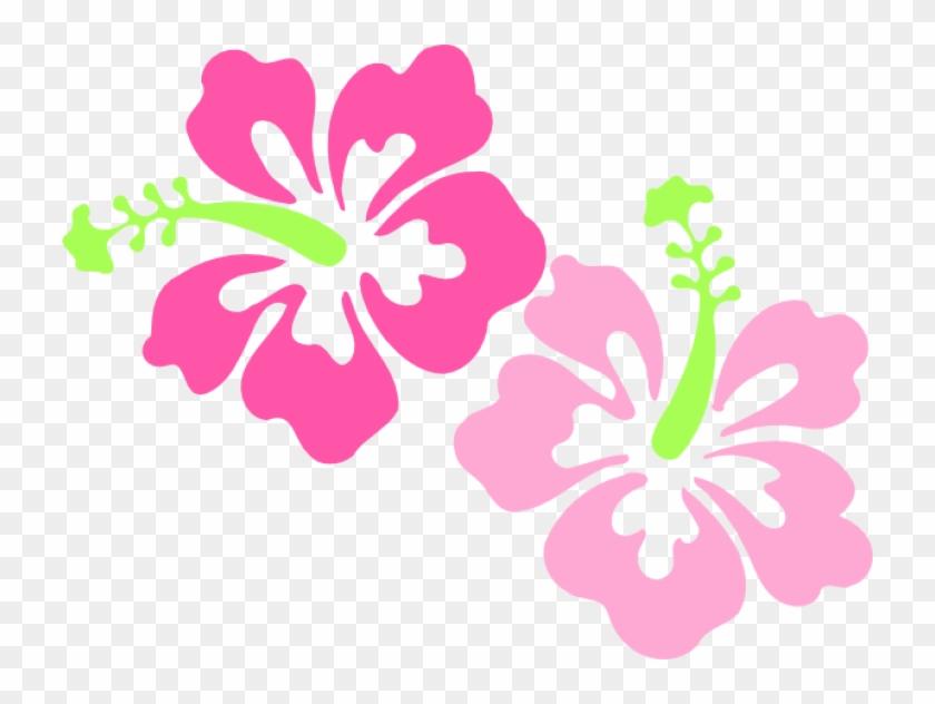 Hibiscus Clip Art #1009