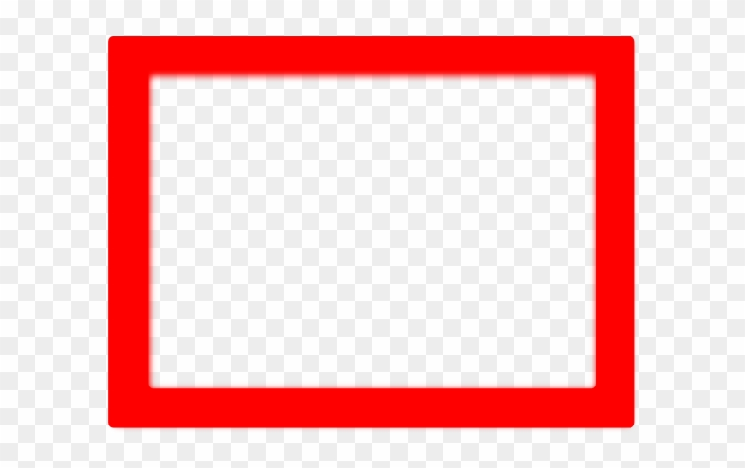 Red Frame Clip Art At Clker Com Vector Online Royalty - Parallel #1024