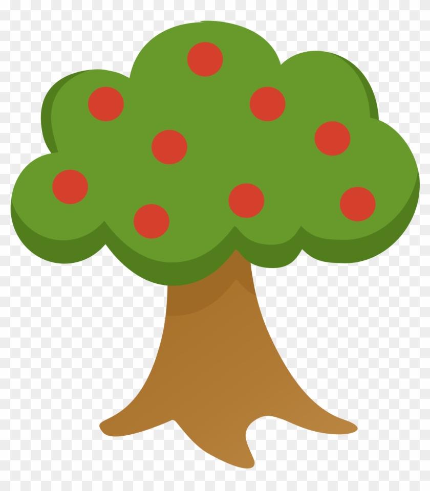 Farm Tree Clipart #1092