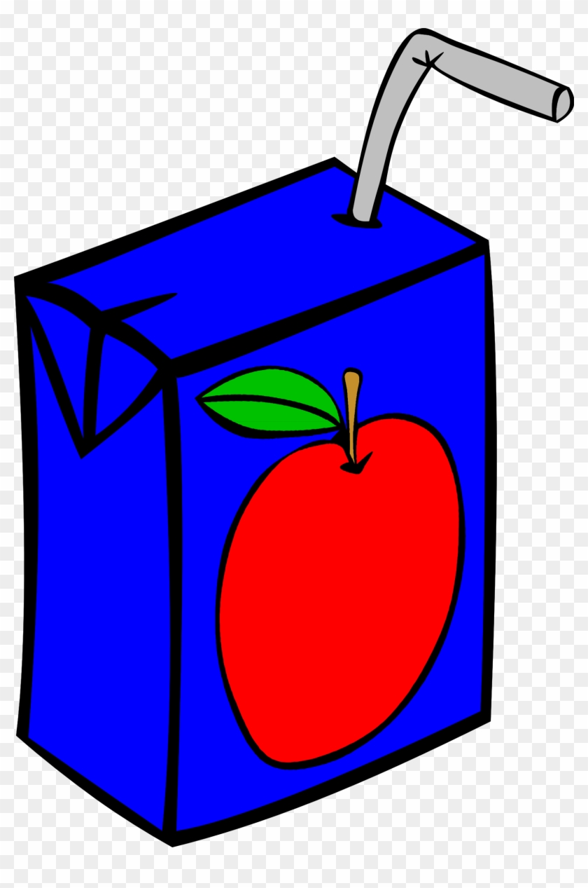 Box - Drink Clipart #1094