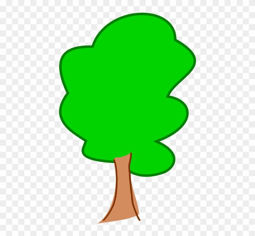 Tree Vector Png - Trees Png Clip Art #1164
