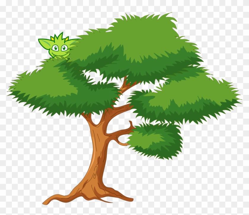 Cartoon Tree Png #1176