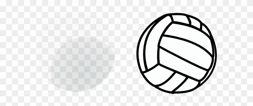 Volleyball Clip Art At Clker Vector Clip Art - Love Volleyball Svg #1181