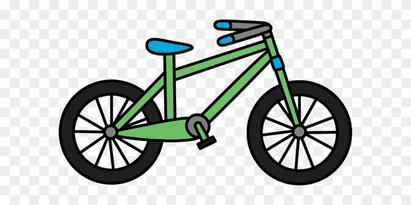 Green Bicycle - 4 Syllable Words In Spanish #1221
