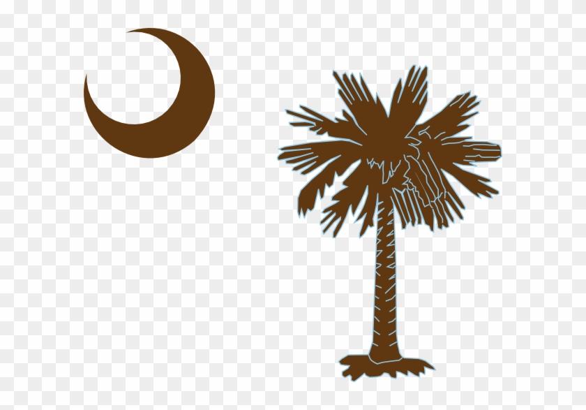 Flag Of South Carolina #1227