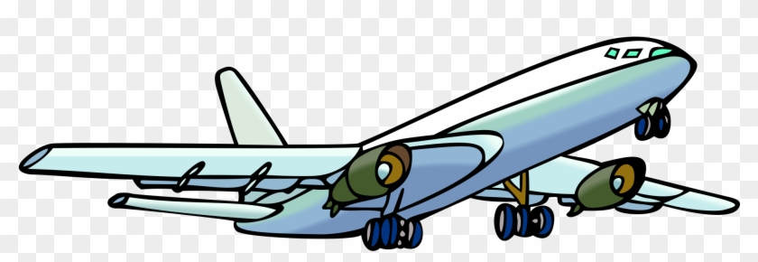 Fileairplane Clipart - Airplane Clip Art #1233