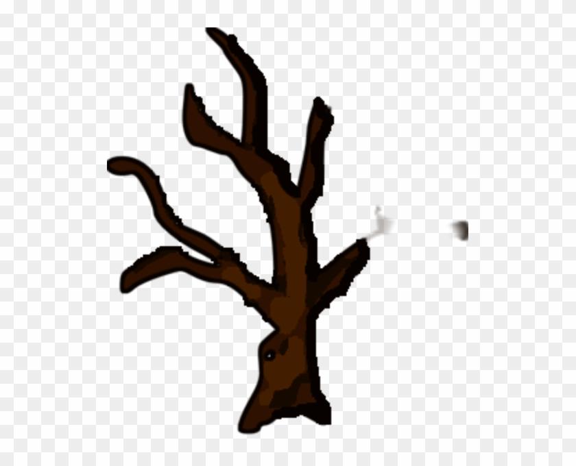 Dead Tree Clipart - Dead Tree Clipart #1238