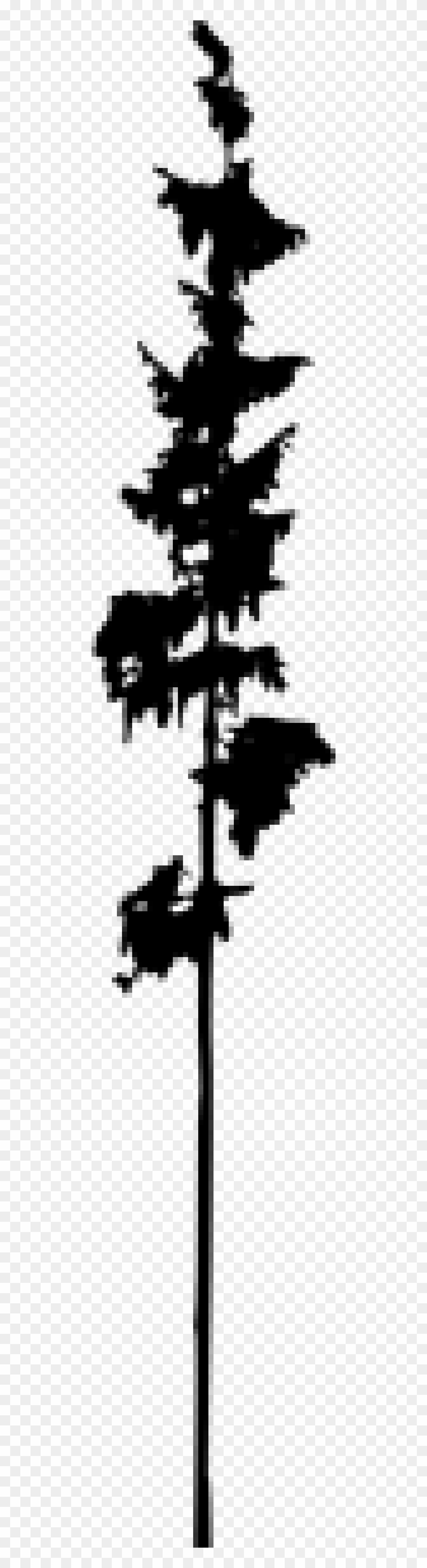 Free Png Pine Tree Silhouette Png Images Transparent - Pine #1251