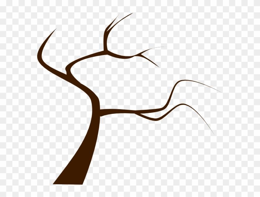 Dead Tree Clip Art #1259
