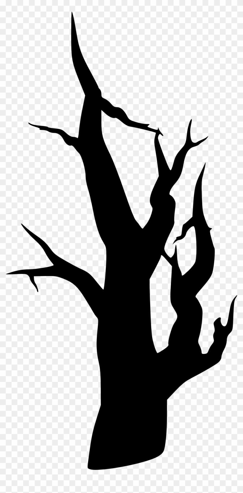 Dead Tree Clip Art #1260