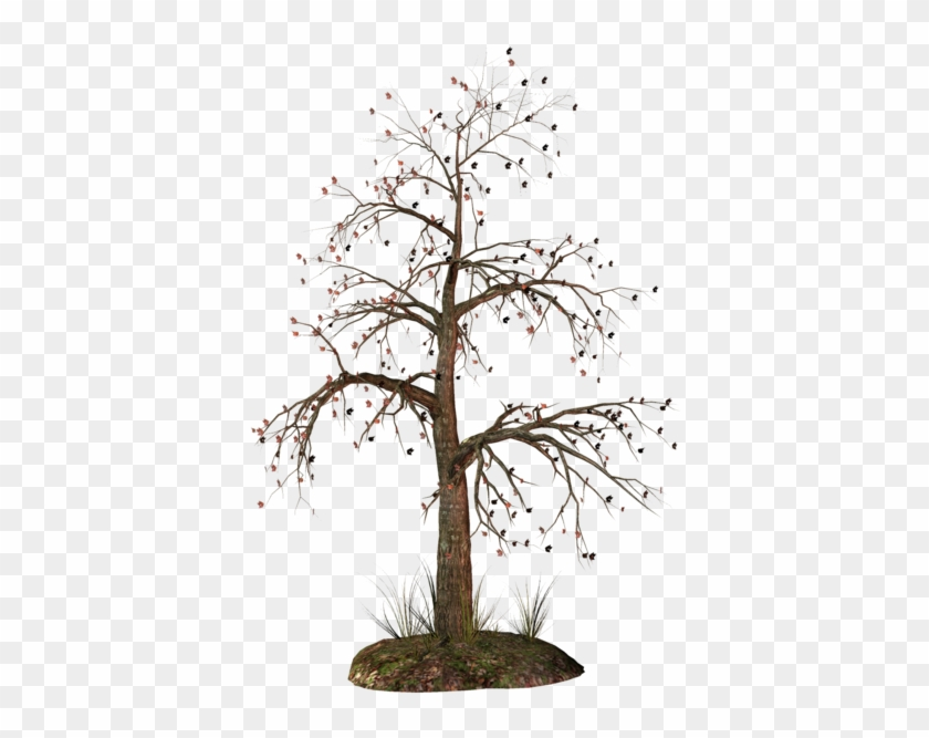 Dead Tree Png Clipart - Tree #1268