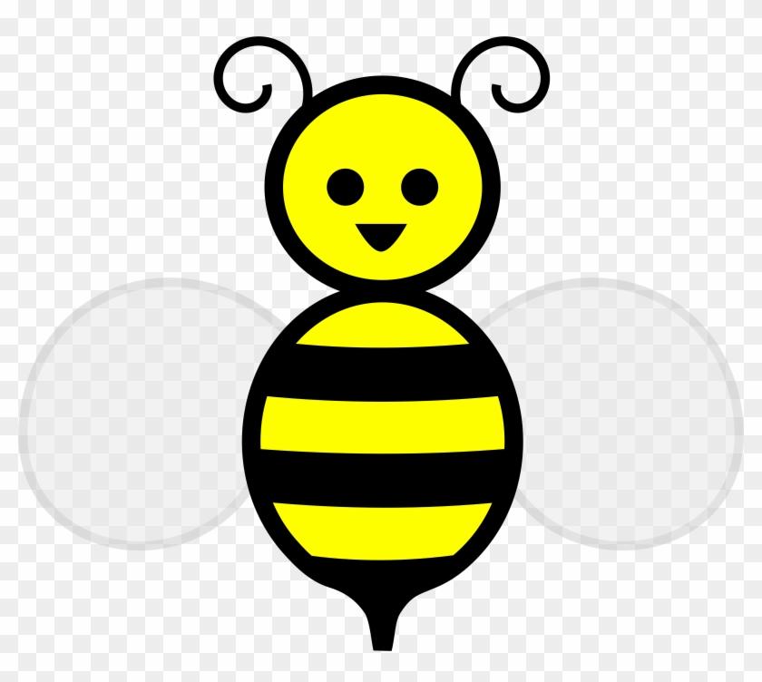 Honey - Honey Bee Cartoon #1274
