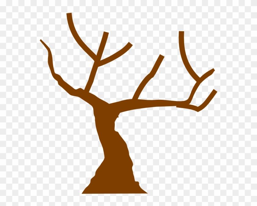 Bare Tree Clipart #14