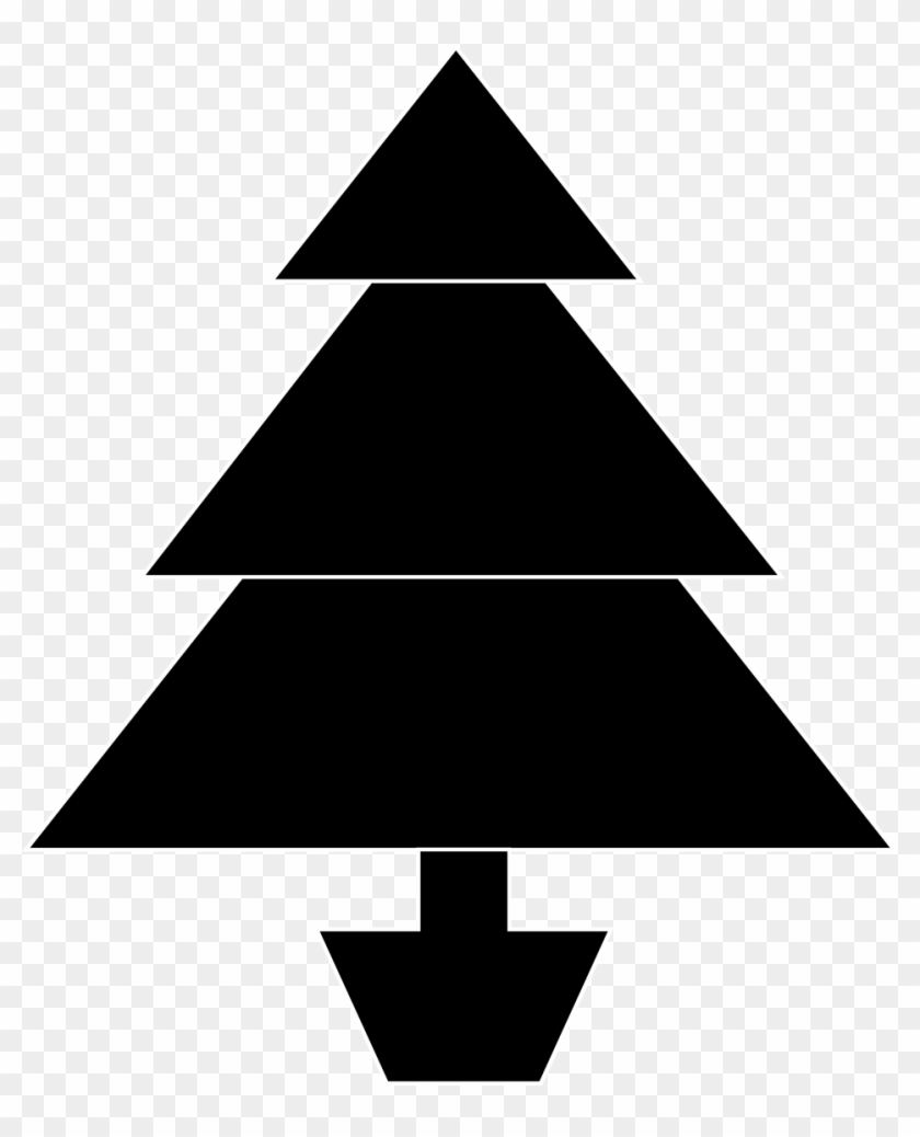 White Christmas Tree Images Free Download Clip Art - White Christmas Tree Images Free Download Clip Art #138