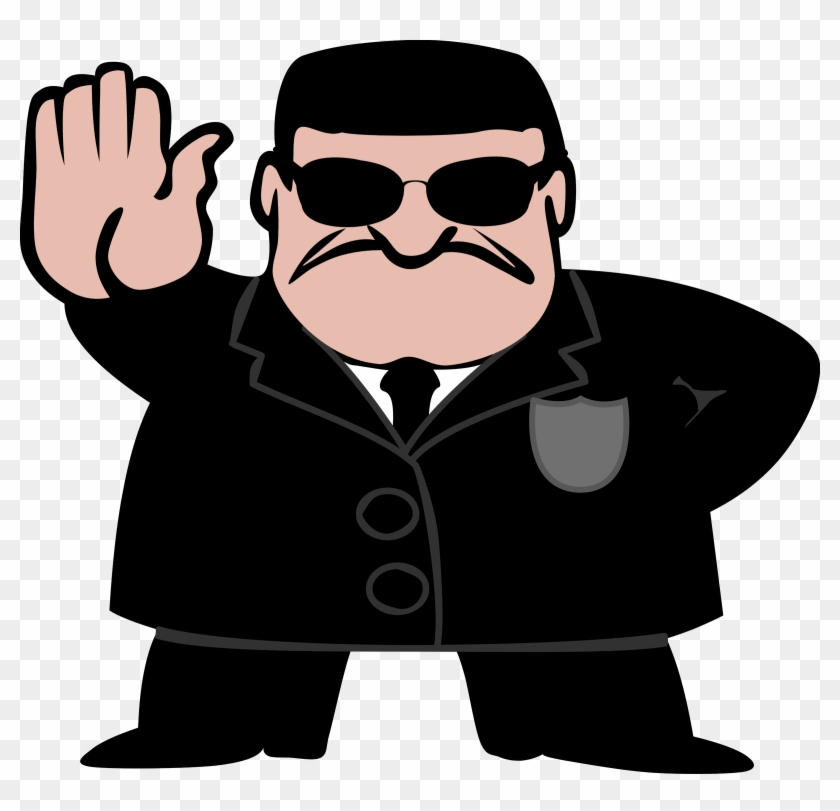Police Officer Clipart Free Image 2 Clip Art Library - Government Clipart #1332